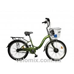 "Электровелосипед Ardis Fold 24"" green 36V 350W"