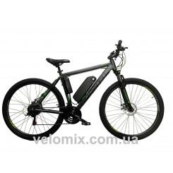 "Электровелосипед Avanti Smart 29"" 36V 350W MXUS black-green"