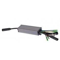 Контроллер SMD на 2 мотора 36/48V 17A  LCD+фара