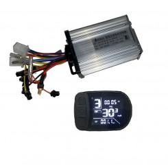 Контроллер KSL 36V-48V 250W - 400W 23A с LCD дисплеем