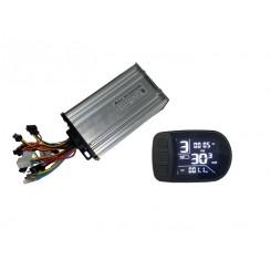 Контроллер KSL 48V-60V 750W - 1500W 35A с LCD дисплеем