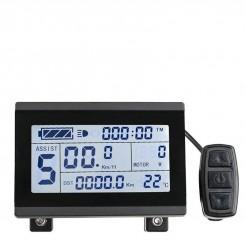 Дисплей LCD-3 + USB для электровелосипеда