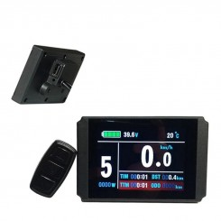 Дисплей LCD-8H для электровелосипеда
