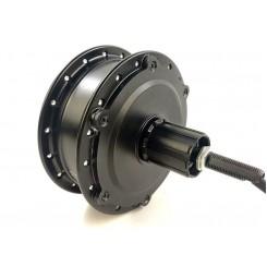 Мотор MXUS XF15C 36V 500W заднее под кассету