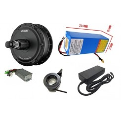 Электронабор эконом MXUS XF08C 36V 350W задний (кассета)