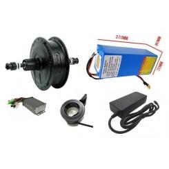 Электронабор эконом MXUS XF15C 36V 500W задний (кассета)