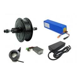 Электронабор эконом MXUS XF15C 48V 500W задний (кассета)