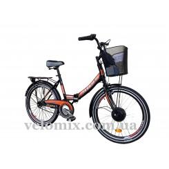"Электровелосипед складной Fold 24"" 48V 350W"