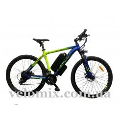 "Электровелосипед Leader Aspect 27,5"" 48V 500W"